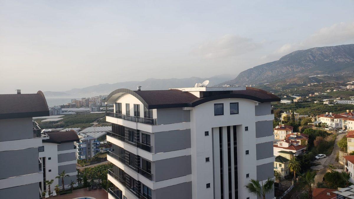 Меблированная квартира в комплексе с богатой инфраструктурой в Кыргыджак - Фото 29