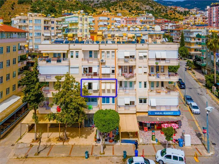 Двухкомнатная квартира в центре Алании по очень хорошей цене - Фото 13