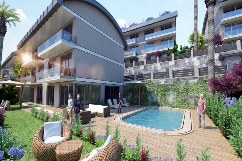 Новый масштабный инвестиционный проект в районе Конаклы - Фото 13