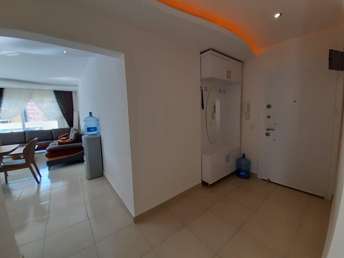 Просторные апартаменты 2+1 в новом комплексе в Махмутларе - Фото 14