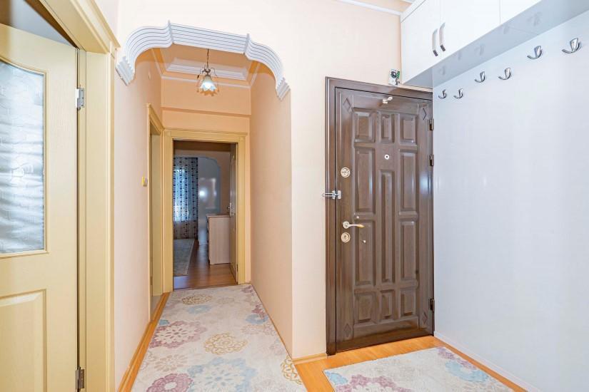 Трёхкомнатная квартира в центре Алании - Фото 9