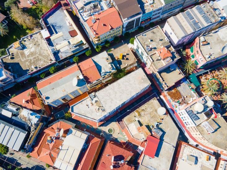 Жилой комплекс с коммерческими помещения с уникальной локацией в центре Алании - Фото 10