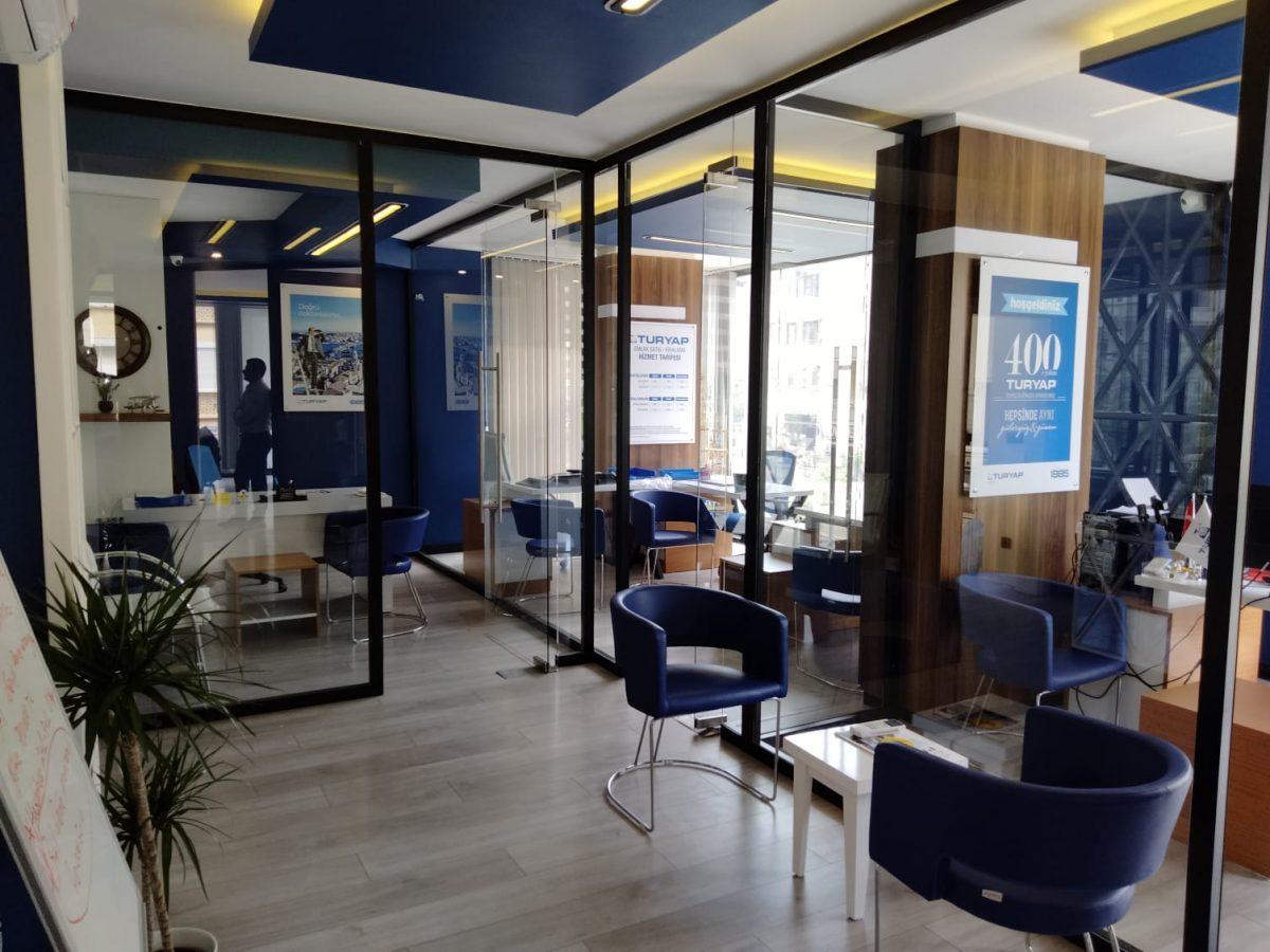 Офис с удачной локацией в центре Алании - Фото 9