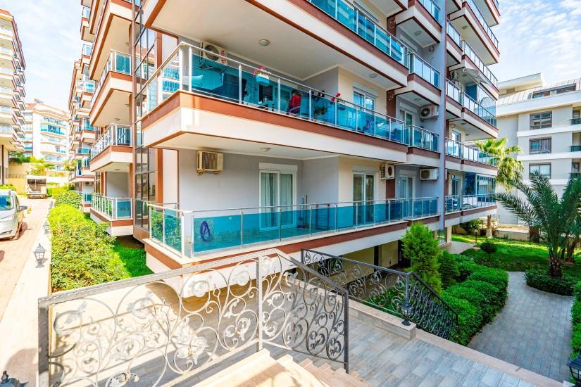 Квартира 2+1 в современном комплексе в Джикджилли - Фото 14