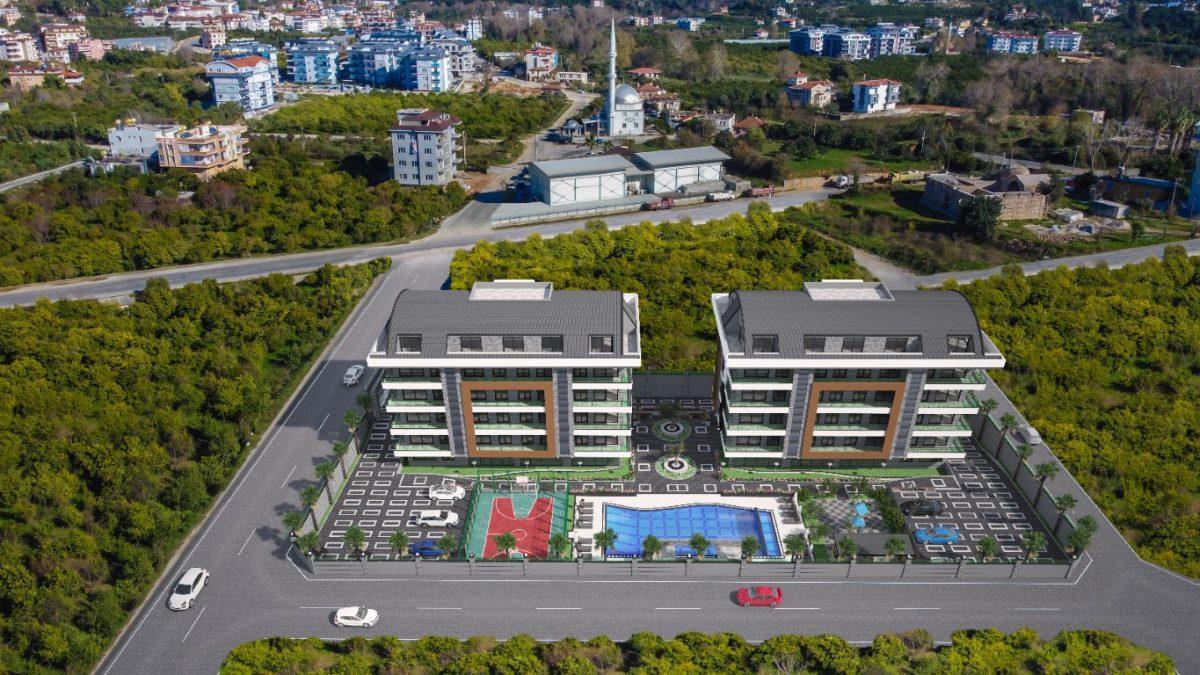 Инвестиционный проект в Оба с просторными планировками - Фото 13