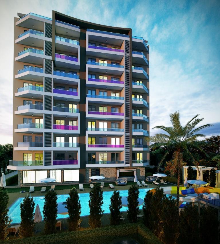 Новый жилой комплекс премиум-класса в районе Авсаллар  - Фото 11