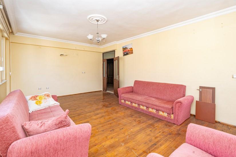 Недорогая просторная четырех комнатная квартира в самом центре Алании - Фото 14