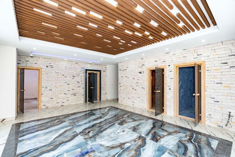Новая квартира 2+1 в комплексе люкс в центре Алании - Фото 8