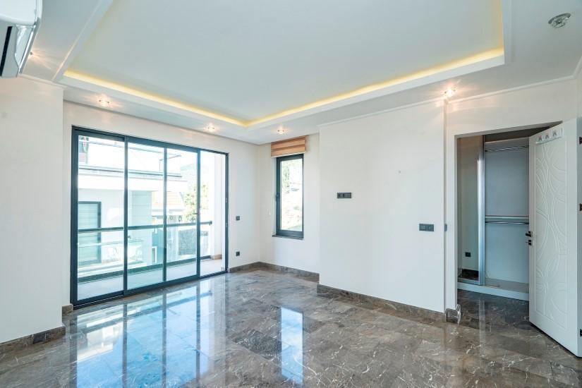 Видовая квартира 2+1 в комплексе люкс в Алании рядом со смотровой площадкой - Фото 7