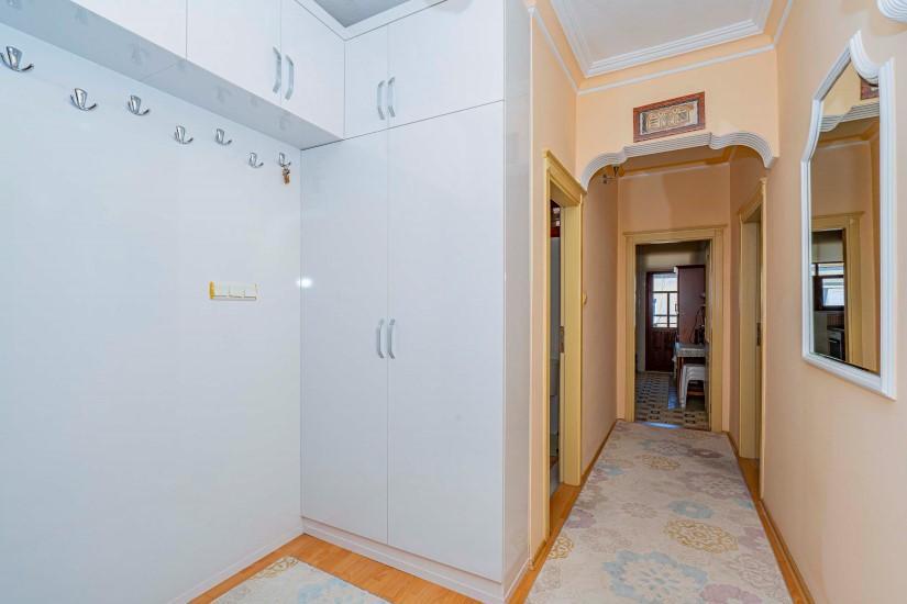 Трёхкомнатная квартира в центре Алании - Фото 8