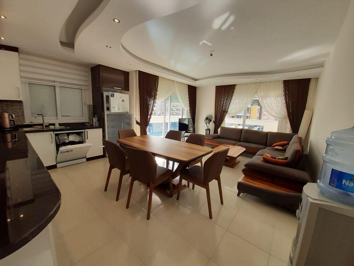Просторные апартаменты 2+1 в новом комплексе в Махмутларе - Фото 15