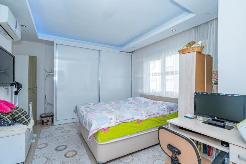 Трехкомнатная квартира с мебелью в Джикджилли  - Фото 14