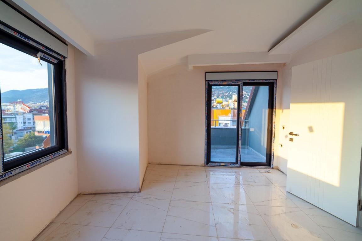 Пентхаус в новом доме в центре Алании - Фото 9