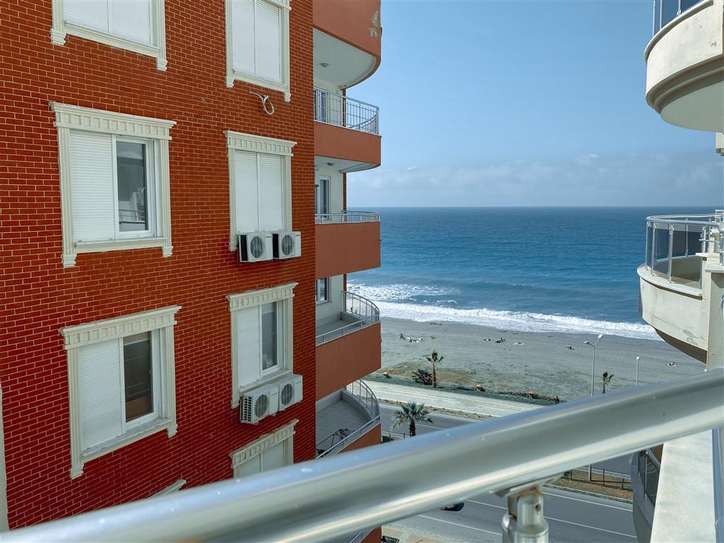 Трехкомнатная квартира на первой береговой в Махмутларе - Фото 21
