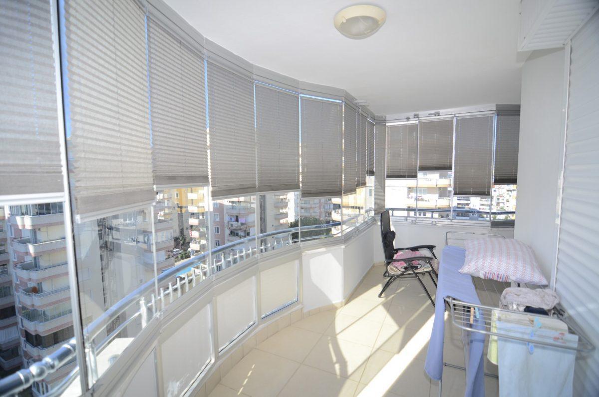 Просторная меблированная квартира 2+1 в Махмутларе - Фото 27