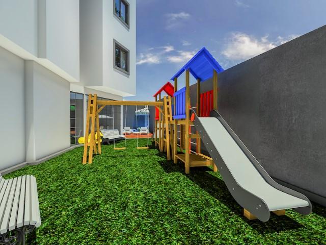 Cтроительство жилого комплекса в районе Тосмур - Фото 6