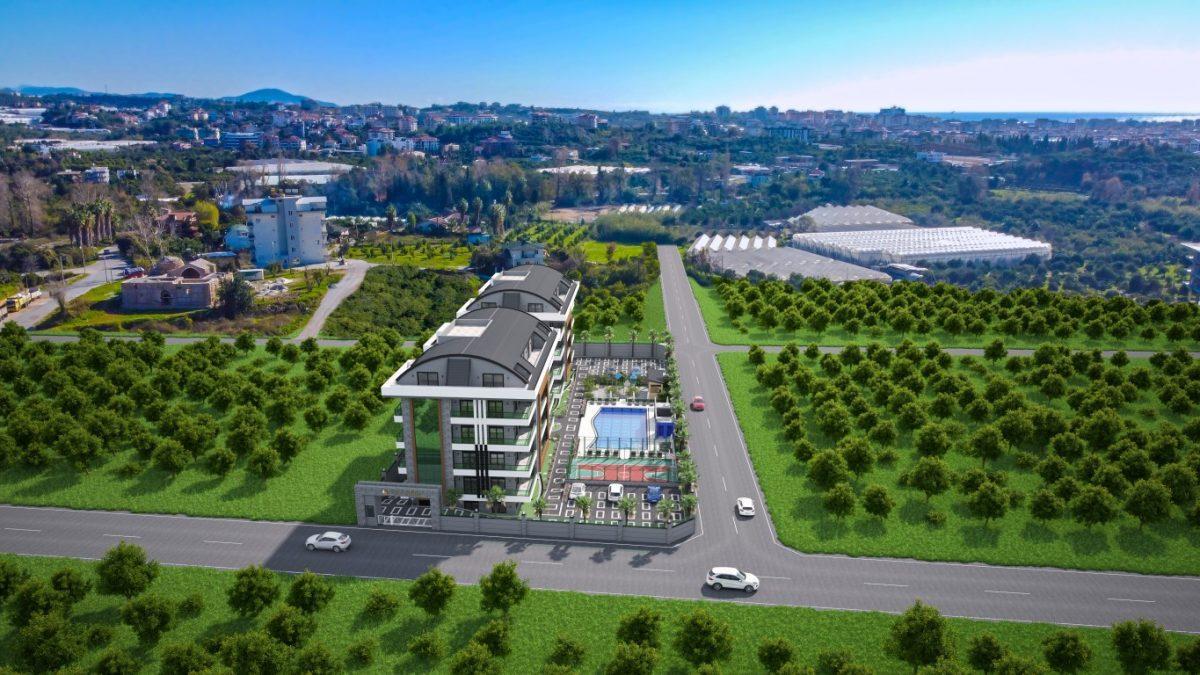 Инвестиционный проект в Оба с просторными планировками - Фото 14