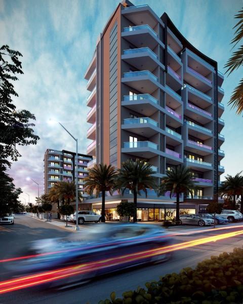 Новый жилой комплекс премиум-класса в районе Авсаллар  - Фото 12