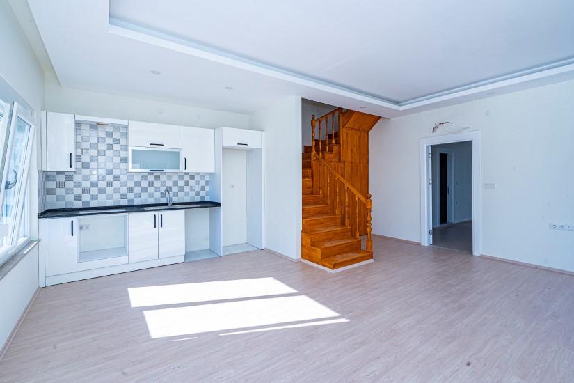 Дуплекс с 4 спальнями в новом доме в Алании - Фото 13