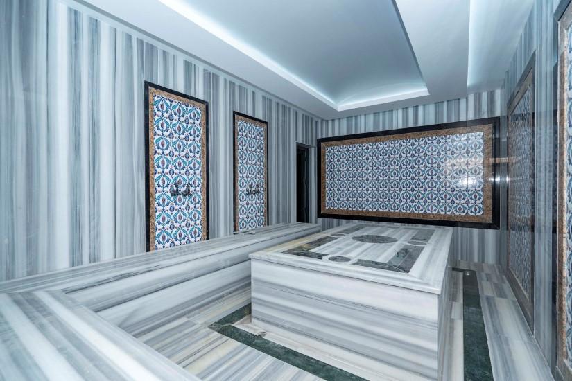 Новая квартира 2+1 в комплексе люкс в центре Алании - Фото 9
