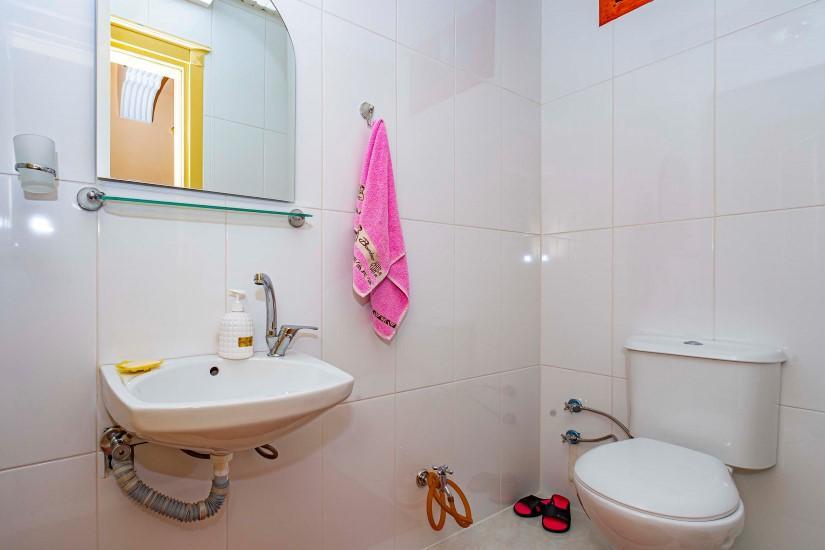 Трёхкомнатная квартира в центре Алании - Фото 16