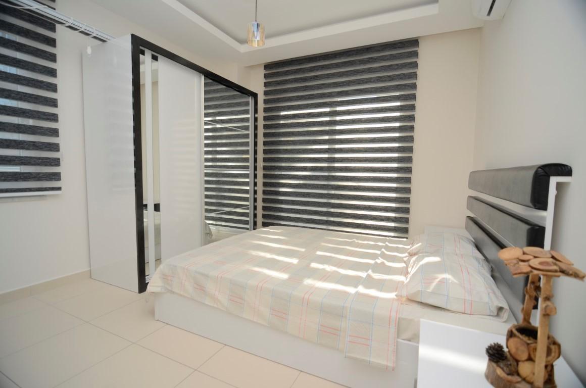 Просторные апартаменты для всей семьи в Махмутларе по привлекательной цене - Фото 16