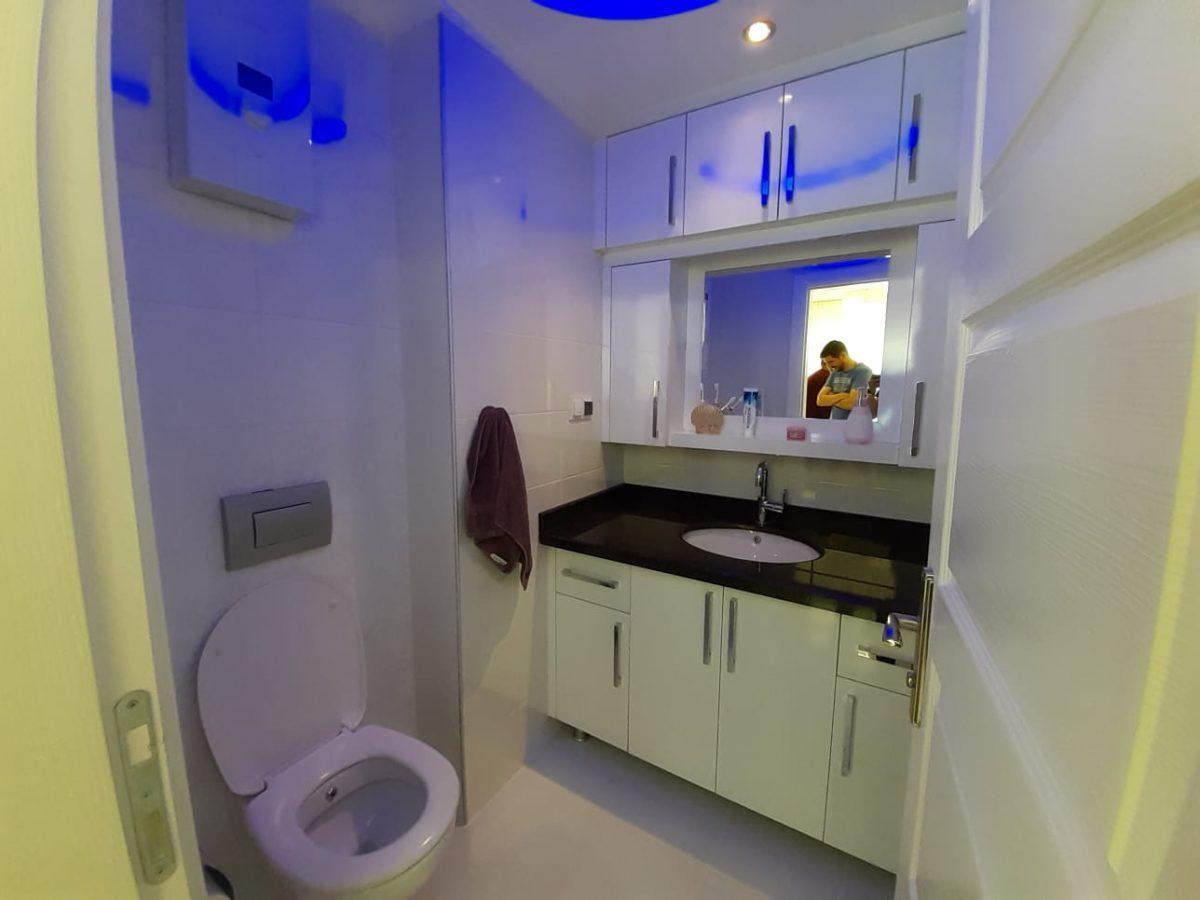 Просторные апартаменты 2+1 в новом комплексе в Махмутларе - Фото 23
