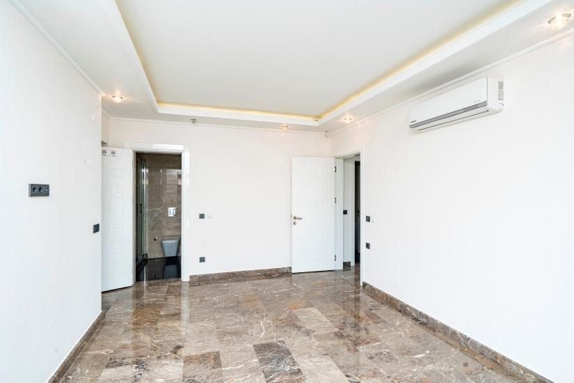 Видовая квартира 2+1 в комплексе люкс в Алании рядом со смотровой площадкой - Фото 5