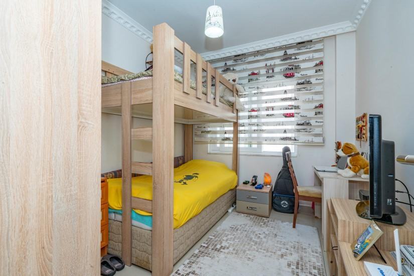 Трехкомнатная квартира с мебелью в Джикджилли  - Фото 16