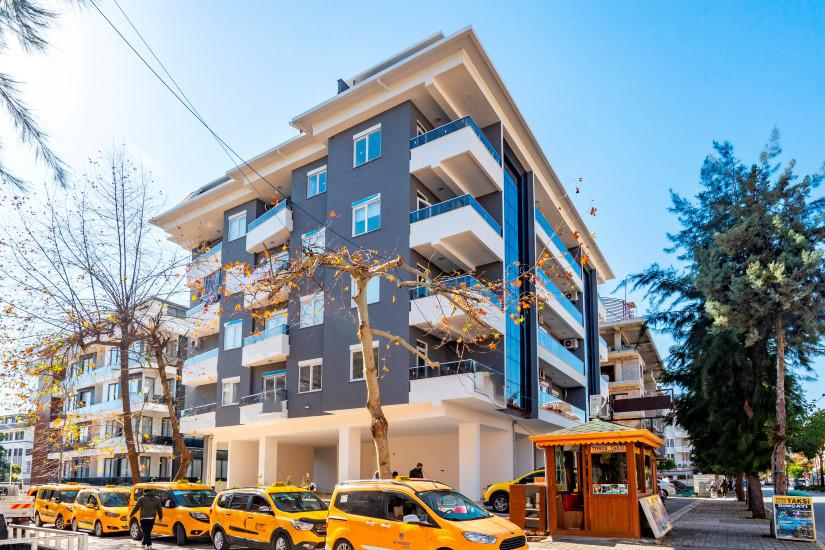 Трехкомнатная квартира рядом с центром Алании - Фото 19