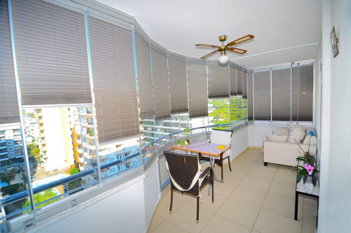 Просторная меблированная квартира 2+1 в Махмутларе - Фото 29