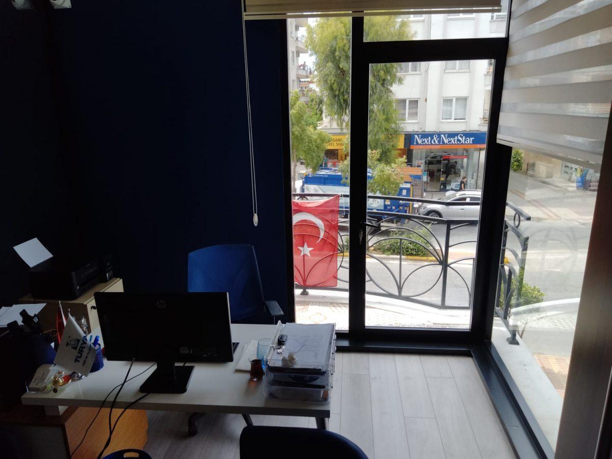 Офис с удачной локацией в центре Алании - Фото 10