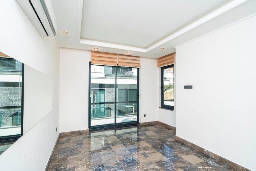 Видовая квартира 2+1 в комплексе люкс в Алании рядом со смотровой площадкой - Фото 6