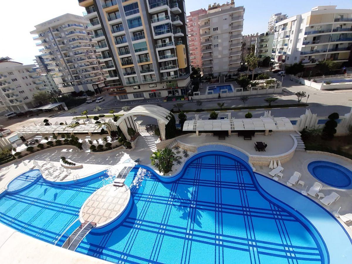 Просторные апартаменты 2+1 в новом комплексе в Махмутларе - Фото 24