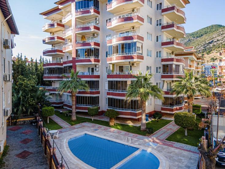 Трёхкомнатные апартаменты в центре Алании - Фото 4