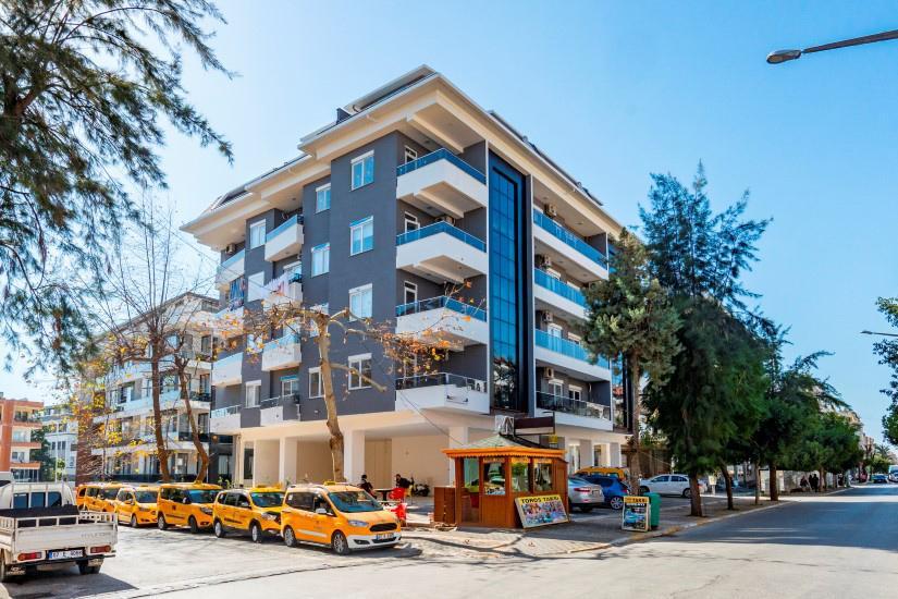 Трехкомнатная квартира рядом с центром Алании - Фото 20