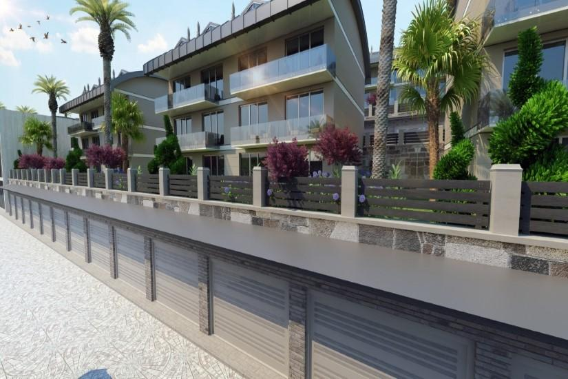 Новый масштабный инвестиционный проект в районе Конаклы - Фото 16