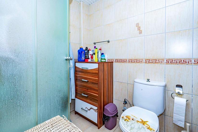 Недорогая квартира 2+1 в европейском районе Оба 700 метров до моря - Фото 16