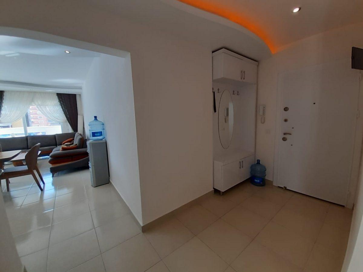 Просторные апартаменты 2+1 в новом комплексе в Махмутларе - Фото 12