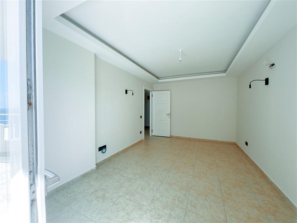 Трехкомнатная квартира на первой береговой в Махмутларе - Фото 15