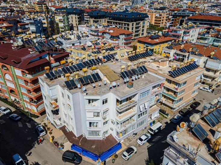 Четырехкомнатная квартира в центре Алании по хорошей цене - Фото 3