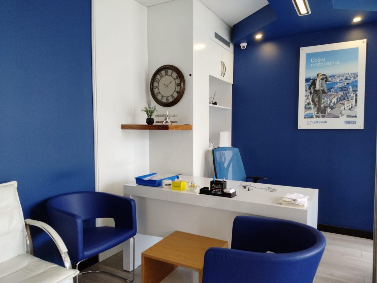 Офис с удачной локацией в центре Алании - Фото 11