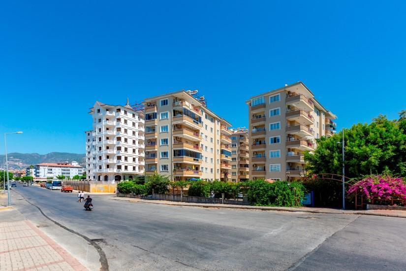 Просторная квартира 3+1 в Алании рядом с морем - Фото 3