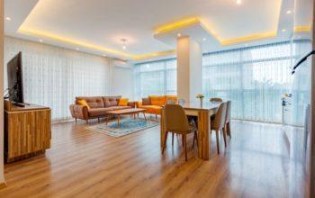 Трёхкомнатная квартира в самом популярном районе Алании