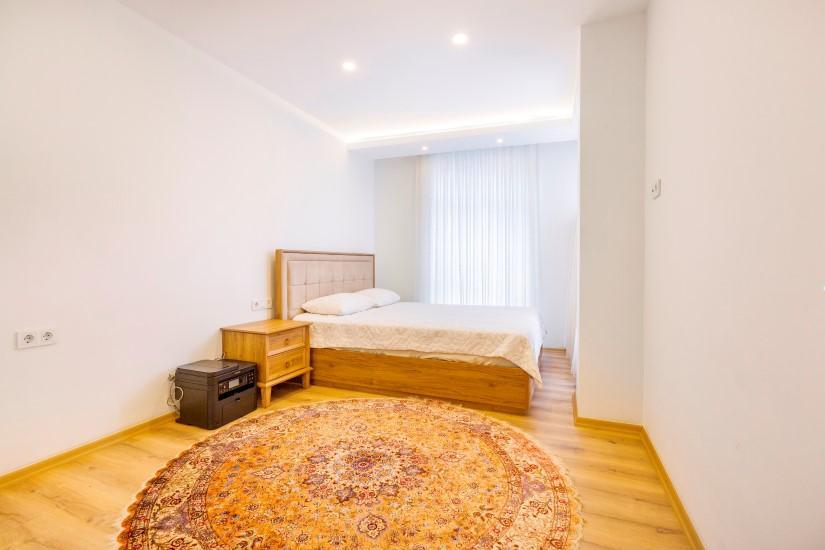 Трёхкомнатная квартира в самом популярном районе Алании - Фото 26