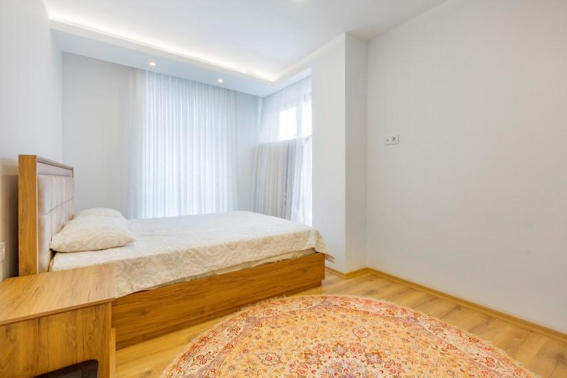 Трёхкомнатная квартира в самом популярном районе Алании - Фото 27