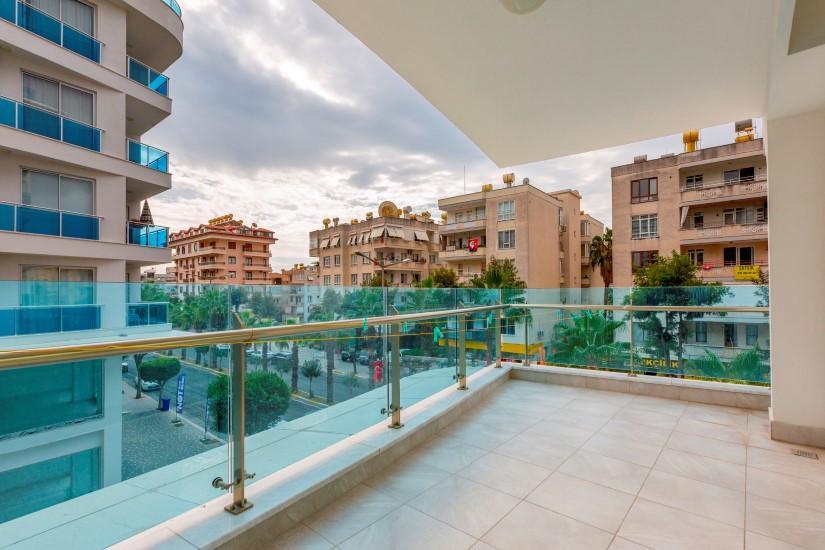 Трёхкомнатная квартира в самом популярном районе Алании - Фото 31