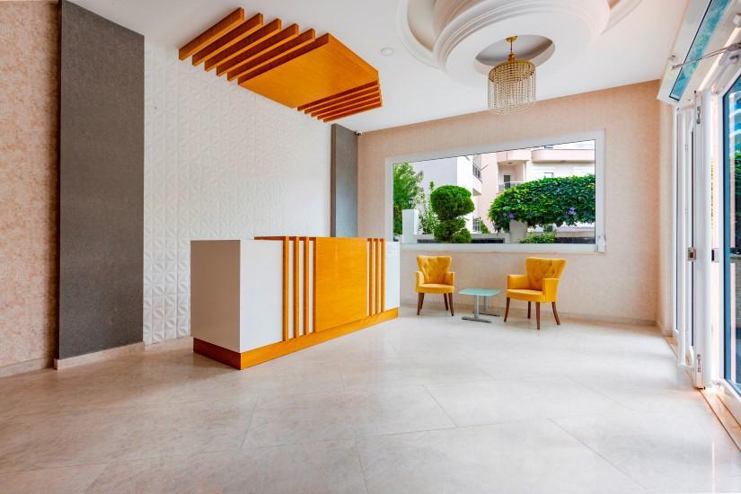 Трёхкомнатная квартира в самом популярном районе Алании - Фото 16