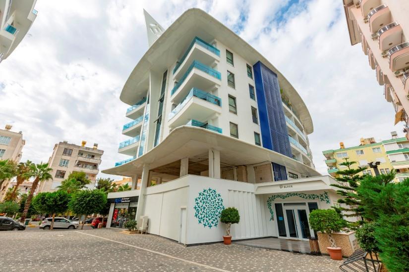 Трёхкомнатная квартира в самом популярном районе Алании - Фото 4