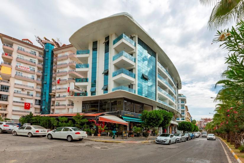 Трёхкомнатная квартира в самом популярном районе Алании - Фото 3